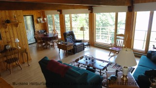 1006 old township rd  1, Port Carling Ontario, Canada Located on Lake Rosseau