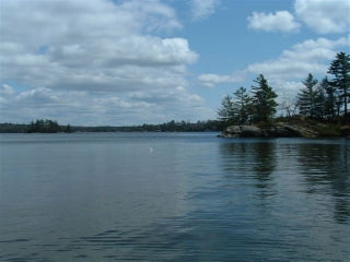 Port Carling Ontario, Canada Located on Lake Rosseau
